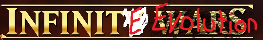 Infinite Evolution Logo